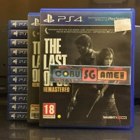 the last of us remastered ps4 bdgame