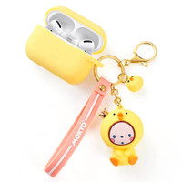 ESR AirPods Pro Bounce Animal Keychain Series Case
