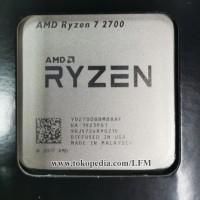 [NEW] AMD Ryzen 7 R7 2700 AM4 3.2GHz boost 4.1GHz 8-core 16-thread 65W