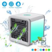 Kipas Cooler Mini Arctic Air Conditioner 8W - AA-MC4 - Blue