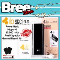 Power Bank Hippo ilo V1 15000 mah Original