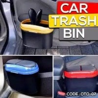 car trash bin /tempat sampah mobil samping