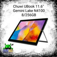 "Chuwi UBook 11.6"" 2in1 TabletPC 8/256GB SSD N4100 FHD Type-C Windows10"