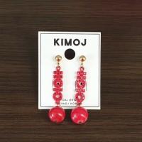 Earrings Anting Wanita Brand Kimoj Korea cocok u/Imlek,Natal,Party,dll