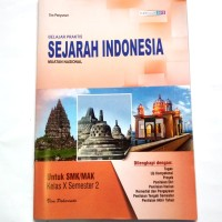 Jual Sejarah Kelas 10 Di Jawa Timur Harga Terbaru 2021