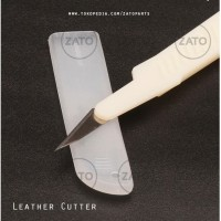 Leather Cutter Pen Free 1 blade - leather tools