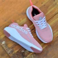 Sepatu Sneakers Wanita Sports Olahraga Casual Running Terbaru ADIDAS