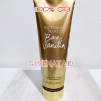victoria secret body lotion bare vanilla
