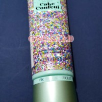 victoria secret body lotion cake confetti - b5ed