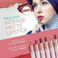 Lipstik Wardah Intense Matte
