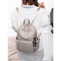 2371 2372 Backpack Tas Punggung Ransel Wanita Cewek Import Fashion
