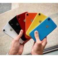 iPhone XR 128GB 128 GB Mulus Full set Like New Dual Nano Esim