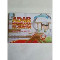 Buku Anak Adab Membaca Al-Quran menurut Sunnah Nabi