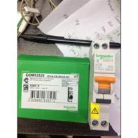 RCBO Slim Domae 1 Phase 6 A. 10 A. 16 A. 20 A Ampere 30 MA