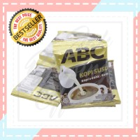 Kopi ABC susu (kopi + Gula + Susu) 31Gr