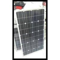 Solar Panel Panel Surya Solar Cell Hoya 80Wp Mono 12V Terbaik pas