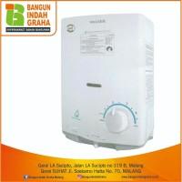 Wasser WH 506 A Water Heater Gas