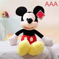 New Boneka Plush Model Disney Mickey Minnie Mouse Tupai