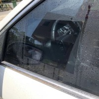 Promo Stiker Jendela Mobil Anti Fog Embun Lihat Tembus Spion Kaca Film
