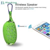 Terbaik Mini Mango MG X1 Speaker Stereo Wireless Bluetooth untuk