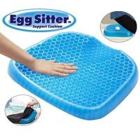 Promo Egg Sitter Alas Duduk Silikon Gel Bantal Jok Kursi Mobil Lantai