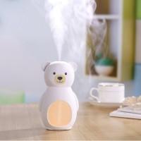 Promo Bear Air Humidifier Aroma Pelembab Pengharum Ruangan 160ml