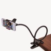 Promo Lazypod Mount Bracket Penjepit SmartphoneMonopod Meja Youtube