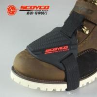 Promo Pelindung Sepatu Motor Shift Pad FS-02