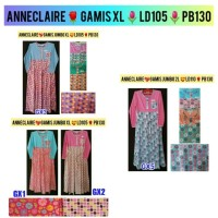 Gamis Jumbo XL AnneClaire