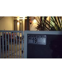 Plang Papan Sign Alamat Rumah Plat Aluminium 40x20 cm