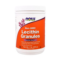 Now Foods, Lecithin Granules, Non-GMO (454 g)