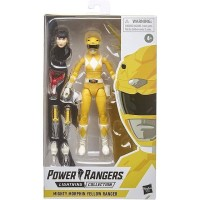 lightning collection mighty morphin power rangers yellow ranger