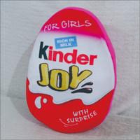 Bantal Snack Kinderjoy Girl Bantal Snack Kinderjoy Boy Bantal Snack