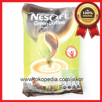 NESCAFE GREEN COFFEE BLEND BAG 10X20GR