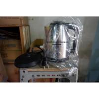 Teko Listrik Pemanas Air Arashi Espresso Electric Kettle S1802 1.8L