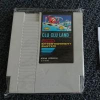 Clu Clu Land Nes Version