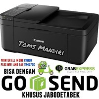 Printer Canon TR4570S ( Print-Scan-Copy-Wifi-Fax ) Pengganti MX497