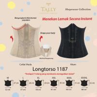 Longtorso - Korset Punggung - Korset Perut Merk Tally 1187