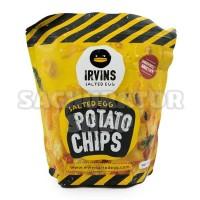 Keripik Kentang Rasa Telur Asin Irvin's Irvins Salted Egg Potato Chips