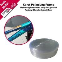 Karet Pelindung Frame Fork Sepeda Cover Body Protector