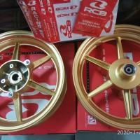 Velg Racing RCB Nmax 155- SP 811 Gold
