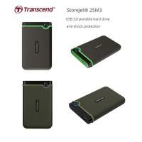 Transcend 25M3 1TB / HDD / Hardisk Eksternal / Harddisk Eksternal 25''