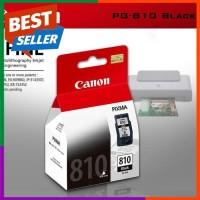 Tinta Printer Canon PG 810 Ink Black Cartridge Pixma IP2770 MP287
