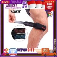Aolikes 7920 Patella Knee Pad Support Bracer - Pelindung Lutut