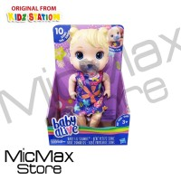 Baby Alive Lil Sounds Interactive Baby Doll Ori Hasbro