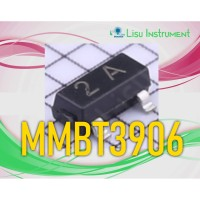 MMBT3906 3906 2A 2N3906 SOT23 PNP General Purpose Transistor SOT-23
