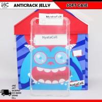 Soft Case Anticrack Vivo Y69 /Anti Crack Knock Shock