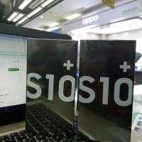 SAMSUNG GALAXY S10+ RAM 12/1TB GARANSI RESMI SEIN