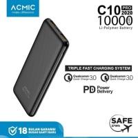 Powerbank 10000 ACMIC C10 PRO