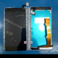 LCD TOUCHSCREEN HITAM ORI infinix x556 LTE X557